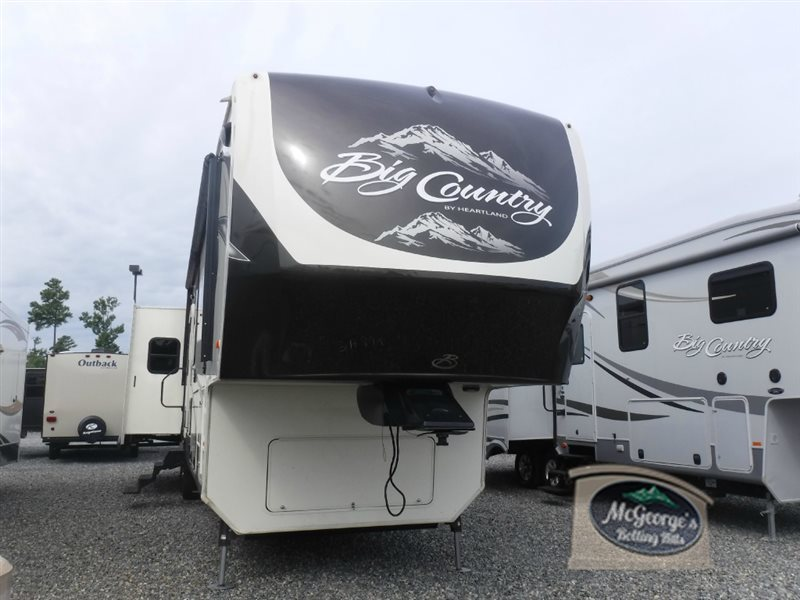 Heartland Big Country 3950 Fb Rvs For Sale