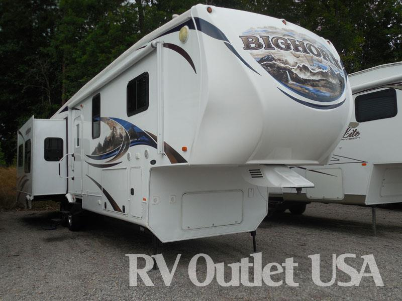 2012 Heartland Rv Bighorn 3610RE