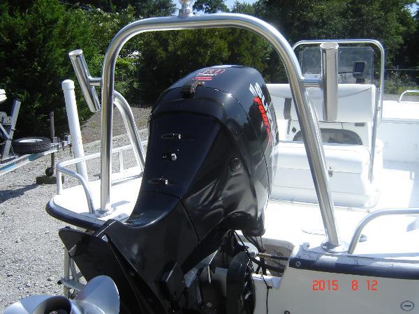 2009 Carolina Skiff 17 DLX