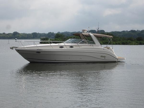 2004 Rinker 342