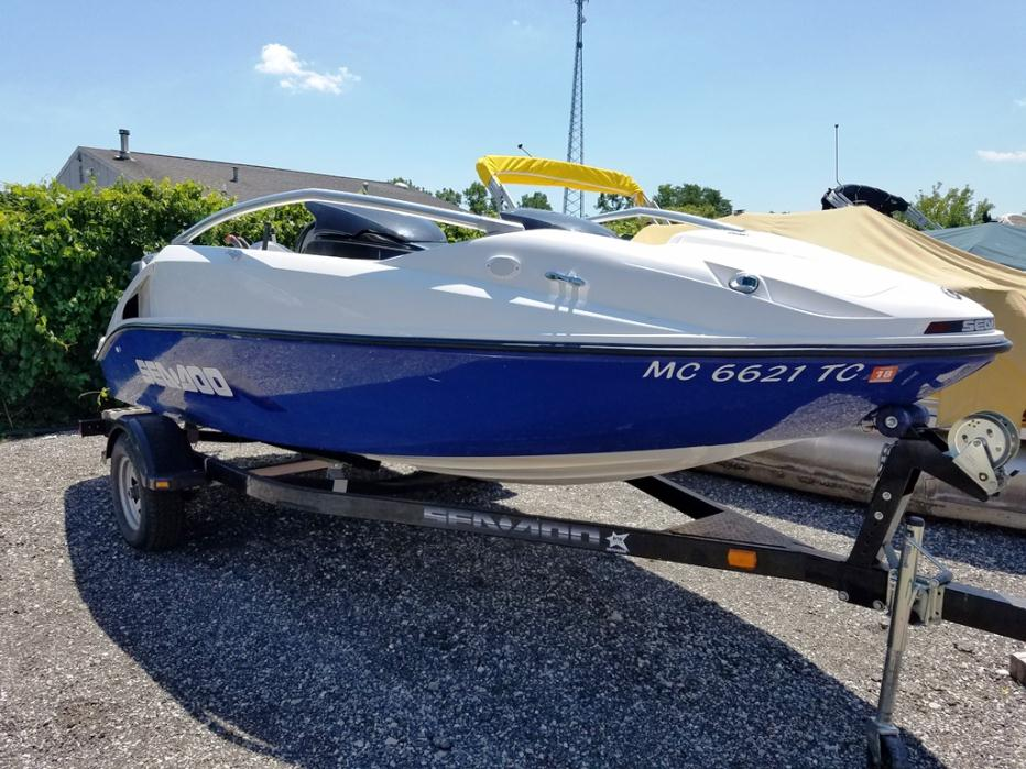 2008 Sea-Doo Sport Boats 200 Speedster