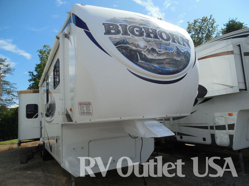 2011 Heartland Rv Bighorn 3610RE