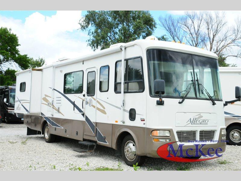 2003 Tiffin Motorhomes Allegro 32BA