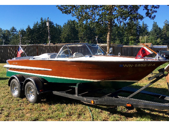 1962 Chris-Craft Holiday