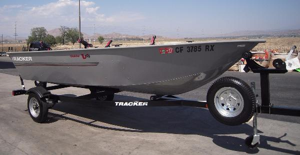 Tracker Guide V14 Boats For Sale