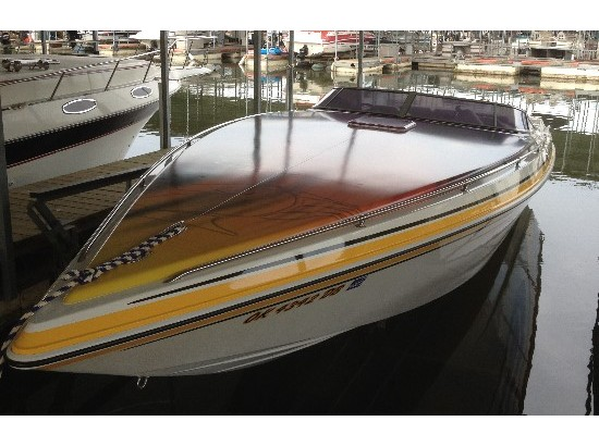 2001 Checkmate Boats Inc ZT280