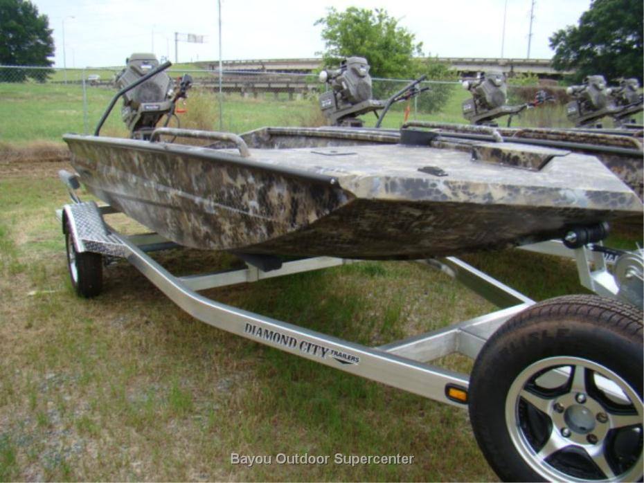 2016 Excel Boat Company 1651 Viper V4 Optifade Camo-Timber w/Gator Tail GTR 37L