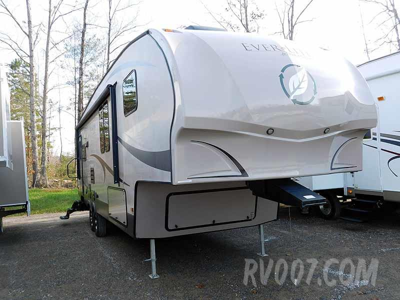 2012 Evergreen Rv Ever-Lite 32 RL-5