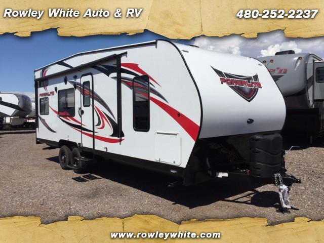 2017 Pacific Coachworks POWERLITE 24FS