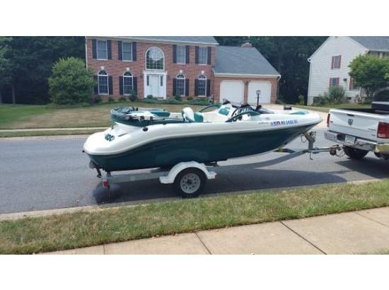 1997 Sea Doo Challenger 1800