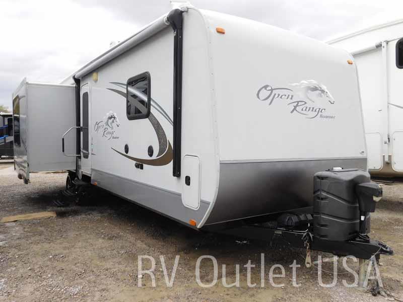 2012 Open Range Roamer RF316RLS