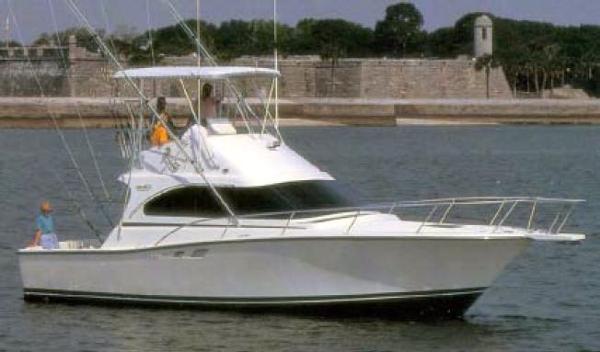 1991 Luhrs 350 Convertible