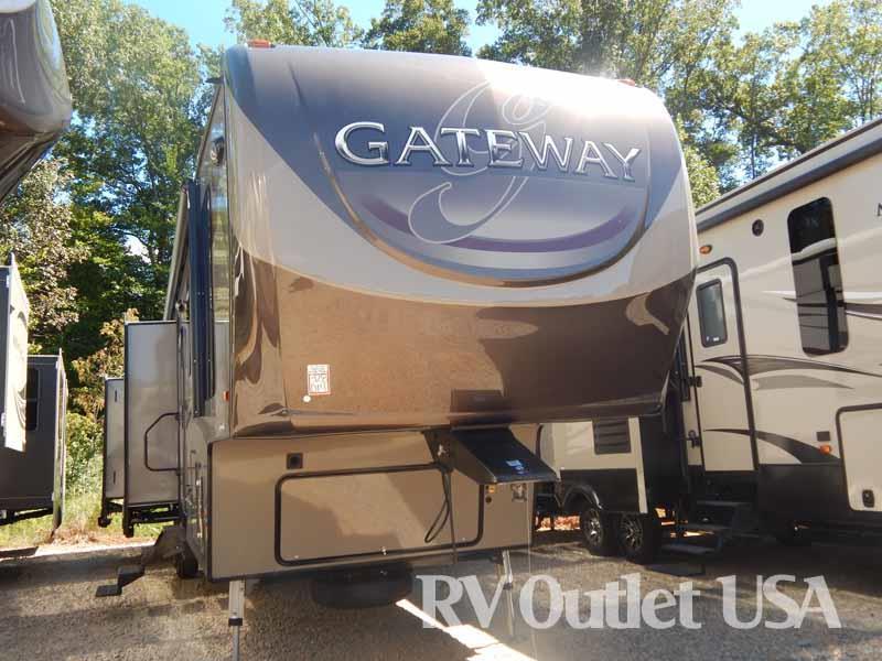 2017 Heartland Rv Gateway 3800RLB
