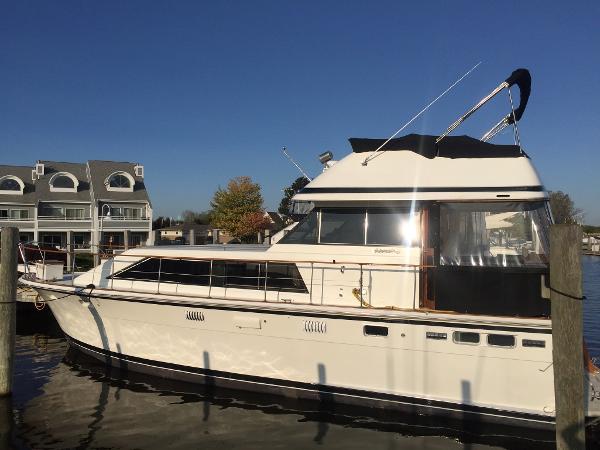 1977 Trojan 44 Motor Yacht