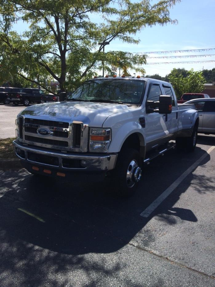 2008 Ford F-350sd  Pickup Truck