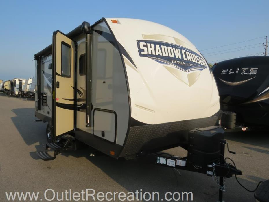 2017 Cruiser Shadow Cruiser195WBS