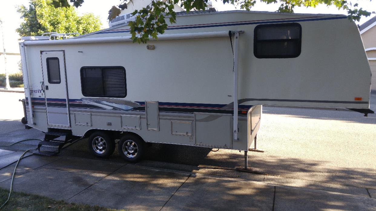 1997 Terry 5TH WHEEL