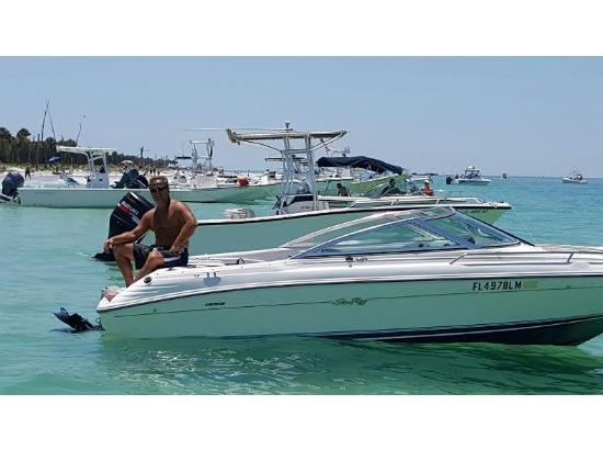 1995 Sea Ray 180 Bow Rider w/2006 Mercruiser 5.7 engine