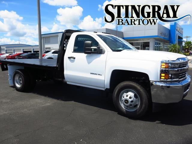 2015 Chevrolet Silverado 3500hd Built After Aug 14  Cab Chassis