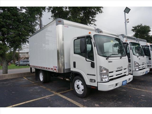2015 Isuzu Fe204  Box Truck - Straight Truck