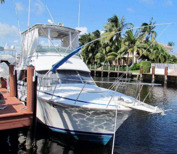 1983 Bertram 38 Sport Fisherman