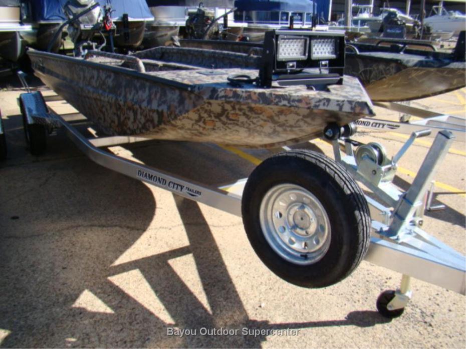 2016 Excel Boat Company 1751 SWV4 Nat Gear Camo w/Gator Tail GTR 37 L EFI