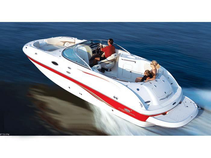2006 Chaparral 254 Sunesta Deckboat