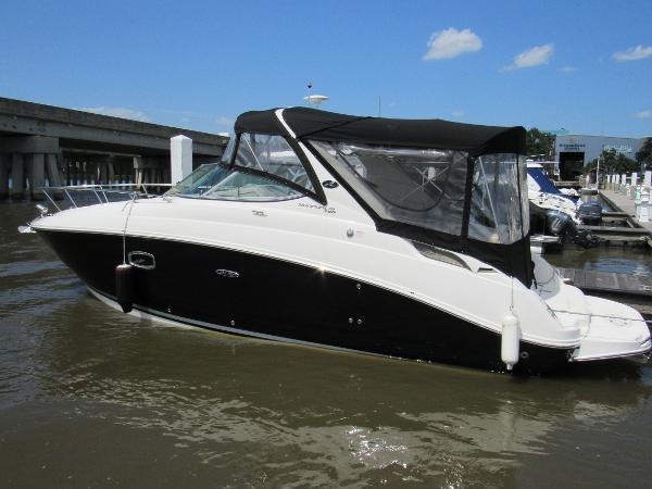 2013 Sea Ray 280 Sundancer  w/ Generator