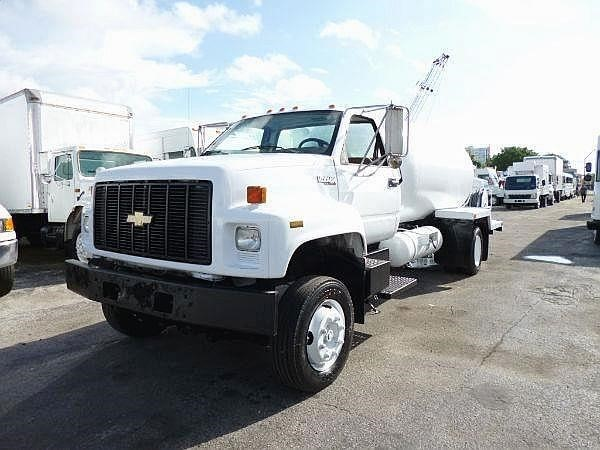 1990 Chevrolet C70 Tanker Truck