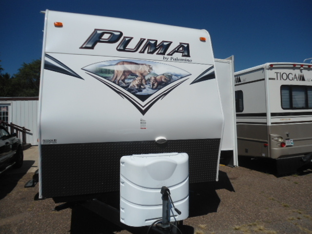 2014 Palomino PUMA 39-PQB