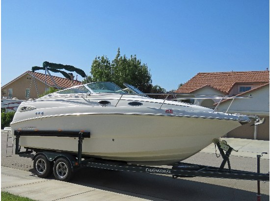 2001 Chaparral Signature 240