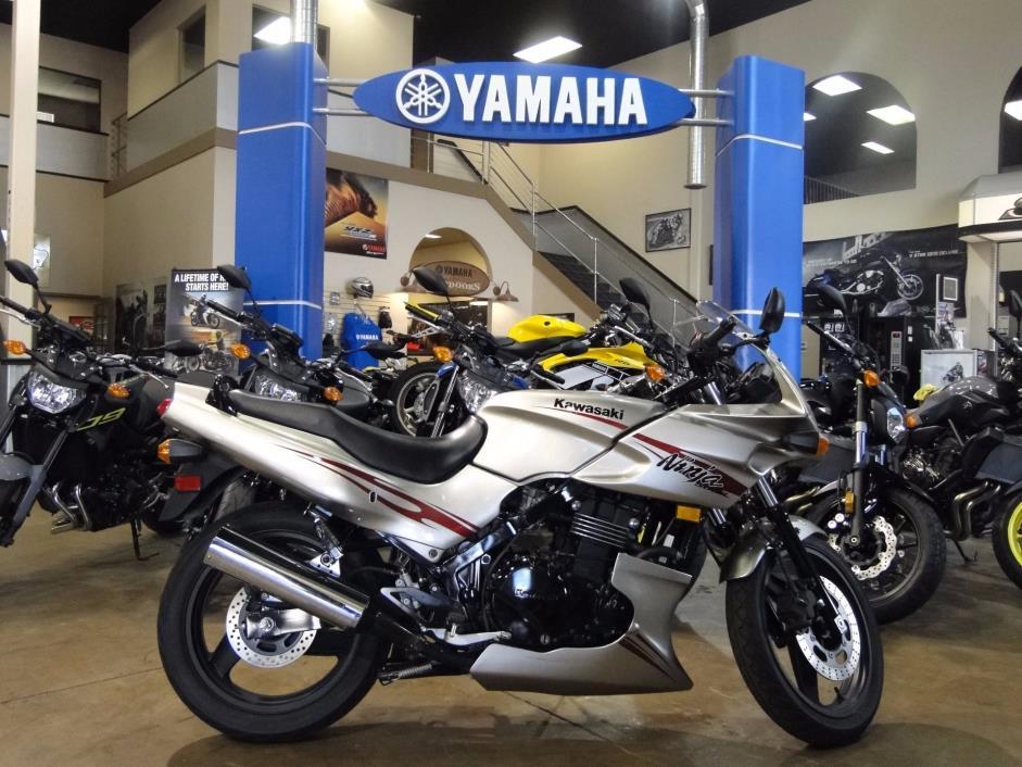 2002 Kawasaki ZRX 1200R