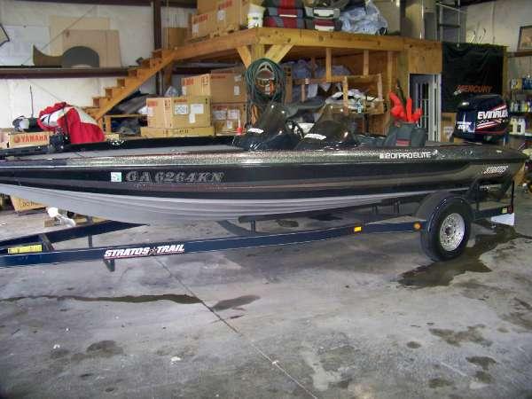 1997 Stratos 201 Pro XL