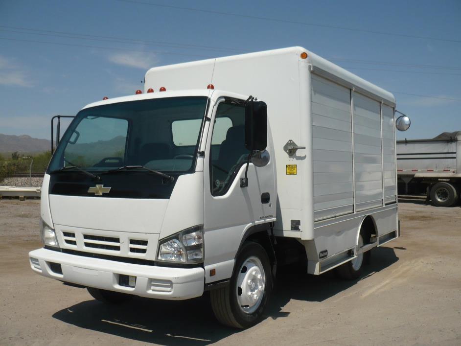 2006 Chevrolet W5500 Beverage Truck