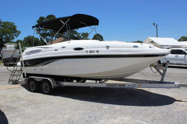 Chaparral Sunesta 232 Deck Boat Boats For Sale