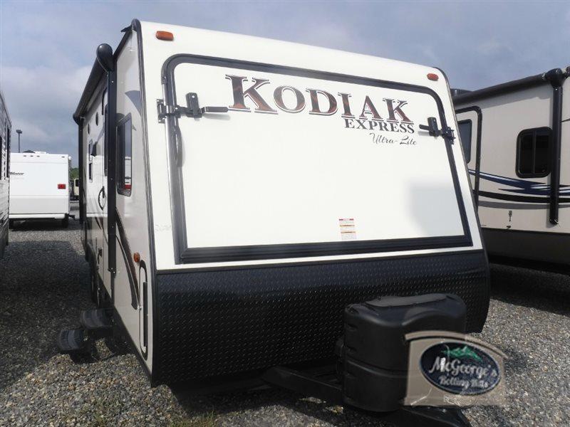 2016 Dutchmen Rv Kodiak Express 206ES