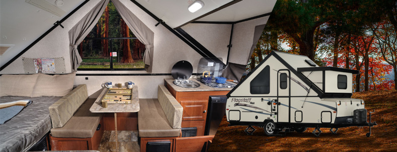 Pop Up Campers For Sale In Tracy California