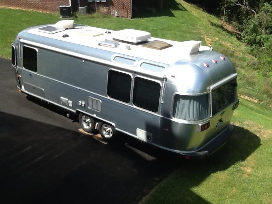 2012 Airstream CLASSIC LIMITED 27FB