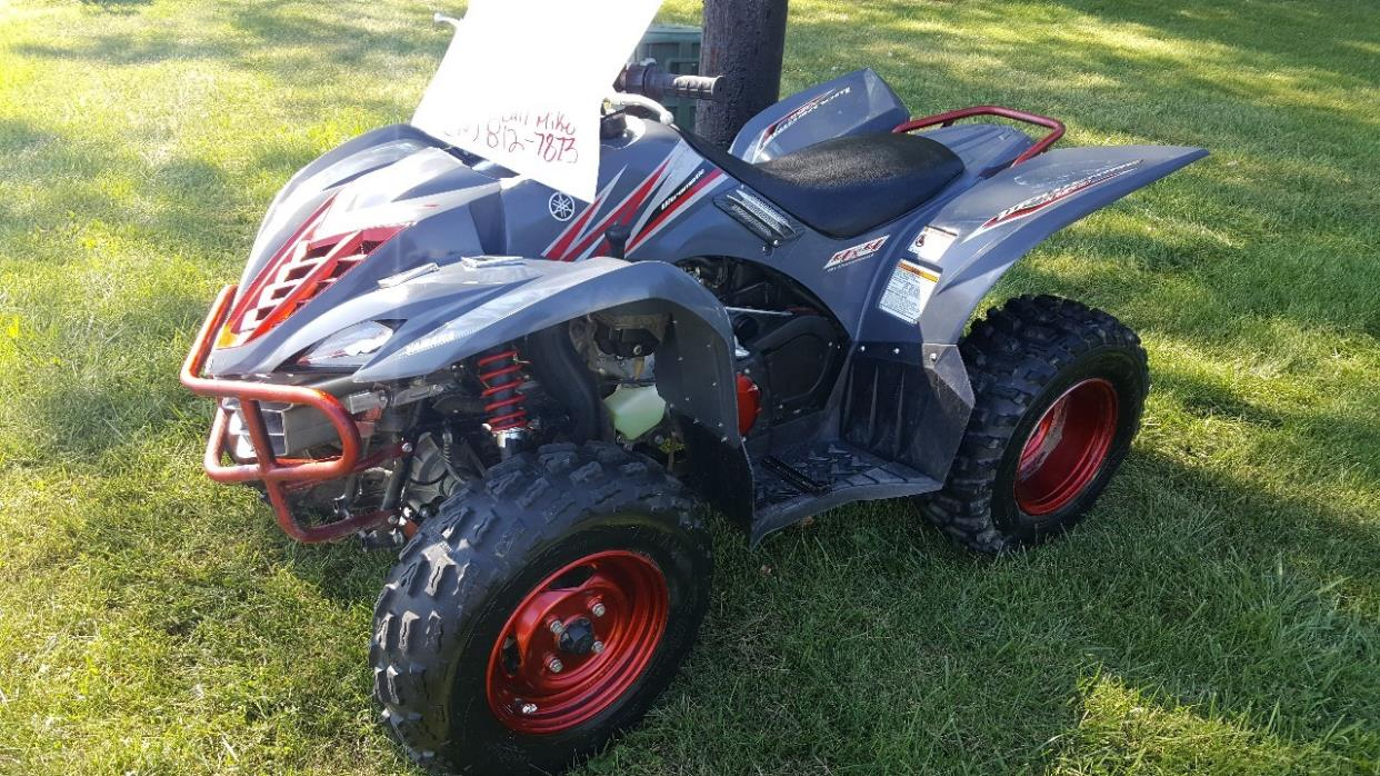 2009 Yamaha Wolverine 450 4x4 Related Keywords & Suggestions