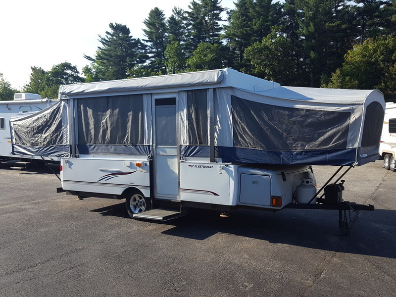 fleetwood utah rvs for sale in maine. Black Bedroom Furniture Sets. Home Design Ideas