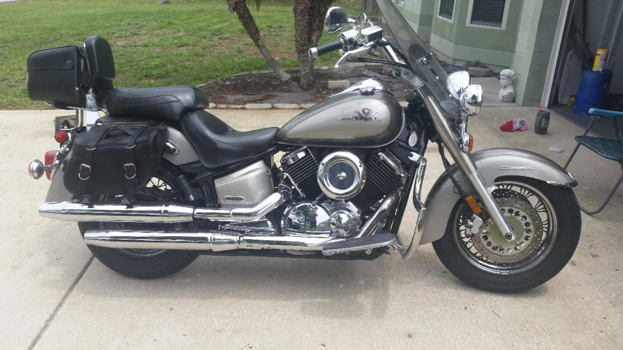 Yamaha v star motorcycles for sale in deltona florida for Yamaha dealers in my area