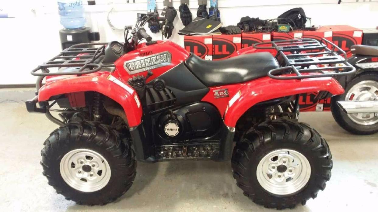 2003 yamaha 660 grizzly vehicles for sale. Black Bedroom Furniture Sets. Home Design Ideas