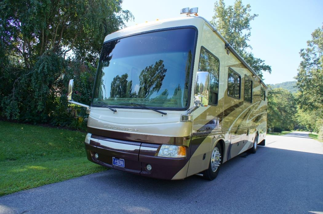 2008 National PACIFICA PC36A-G