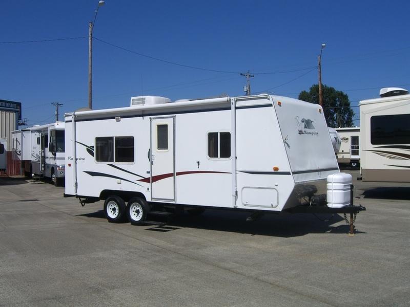 Komfort 23 Rvs For Sale In Oregon