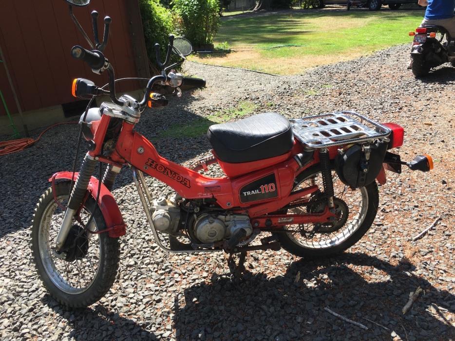 1981 Honda CT 110 TRAIL