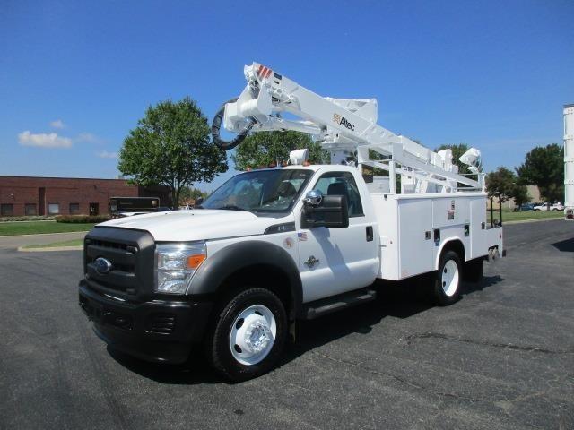 2011 Ford F550 Bucket Truck - Boom Truck