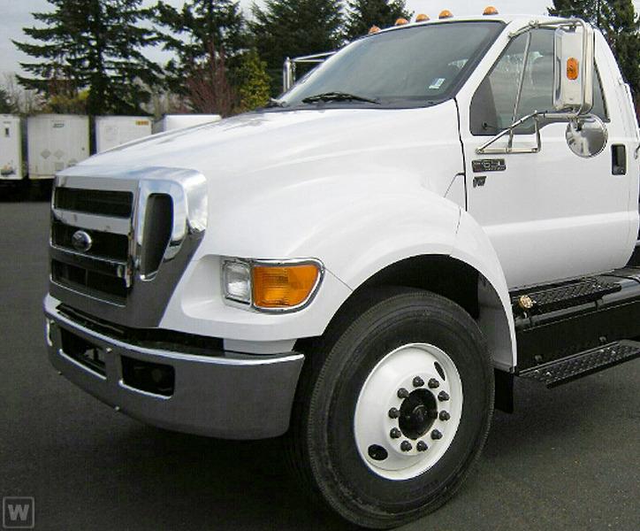 2017 Ford F-650 Dump Truck