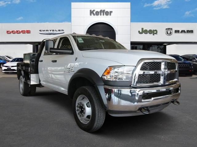 2016 Ram 4500 Chassis  Contractor Truck