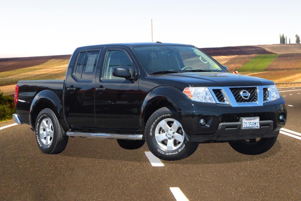 2013 Nissan Frontier Sv Pickup Truck