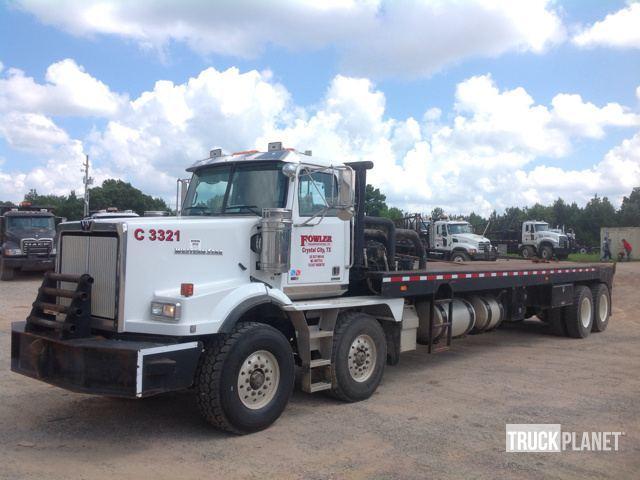 2013 Western Star 4900sa Winch Truck